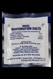 Rehydration Packets Oral (1000 cc) 125 Each/Box