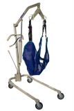 Patient Lift (Hydraulic w/sling mesh) (450 lb Capacity)