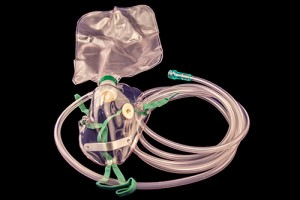 Oxygen Mask Non Rebreather (Airlife) (Pediatric)
