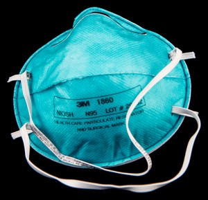 Mask Respirator N95 3M (Regular)