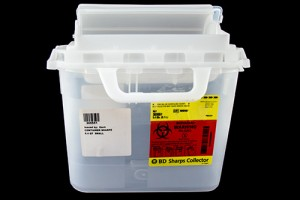 Container Sharps (5.4 Quart)