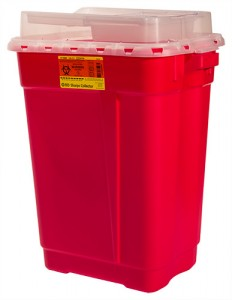 Container Sharps (19 Gal)