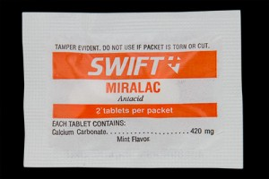 Antacid Low Sodium (Tablets)