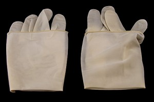 Glove Surgical (Size 8-Latex)