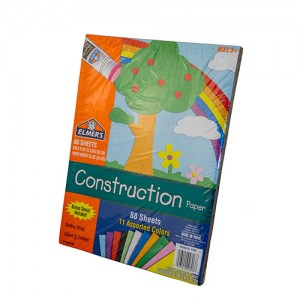 Paper Construction (For Childcare Kit)